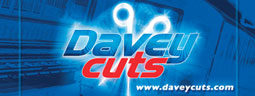 Davey Cuts Website Banner