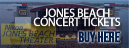 Jones Beach Concert Tickets