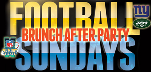 Raine Bar & Grill NYC Football Sunday Party