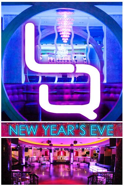 Midtown LQ NYC New Years Eve Party New York New Years tickets