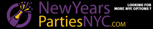 New Years Parties NYC - Your Source for New York New Years Tickets