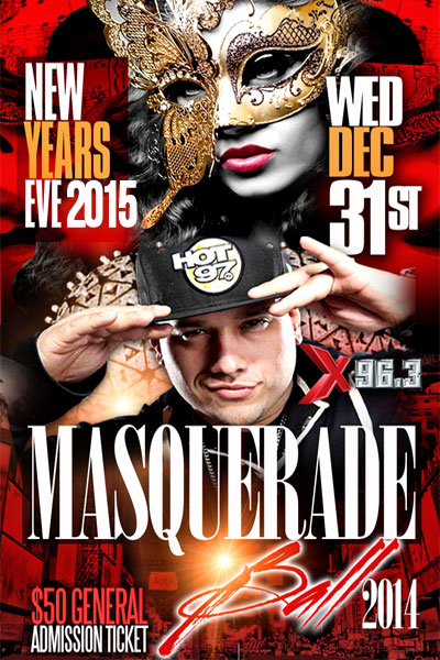 Raine Lounge NYC New Years Eve New York NYE Masquerade Ball